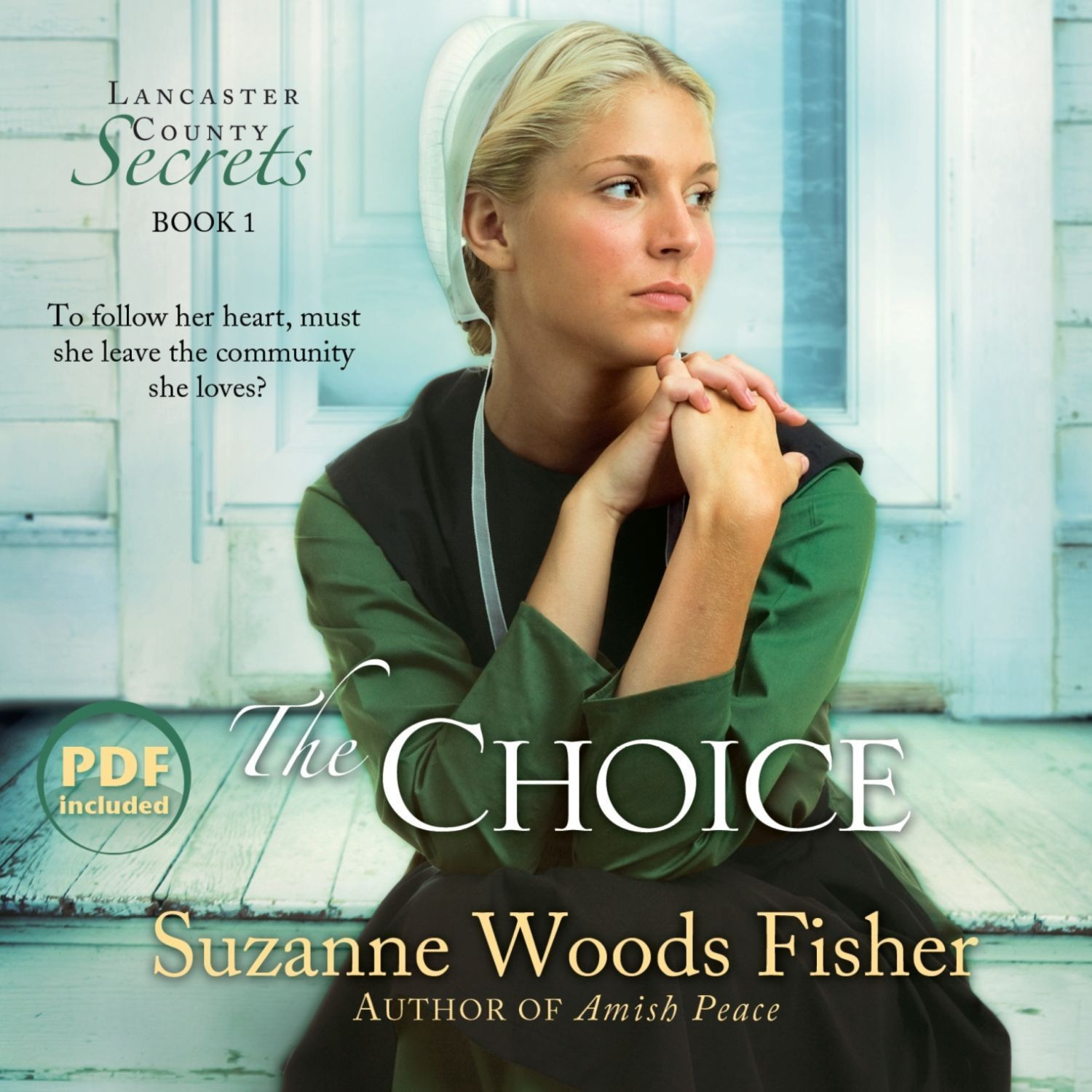 Printable The Choice: A Novel Audiobook Cover Art