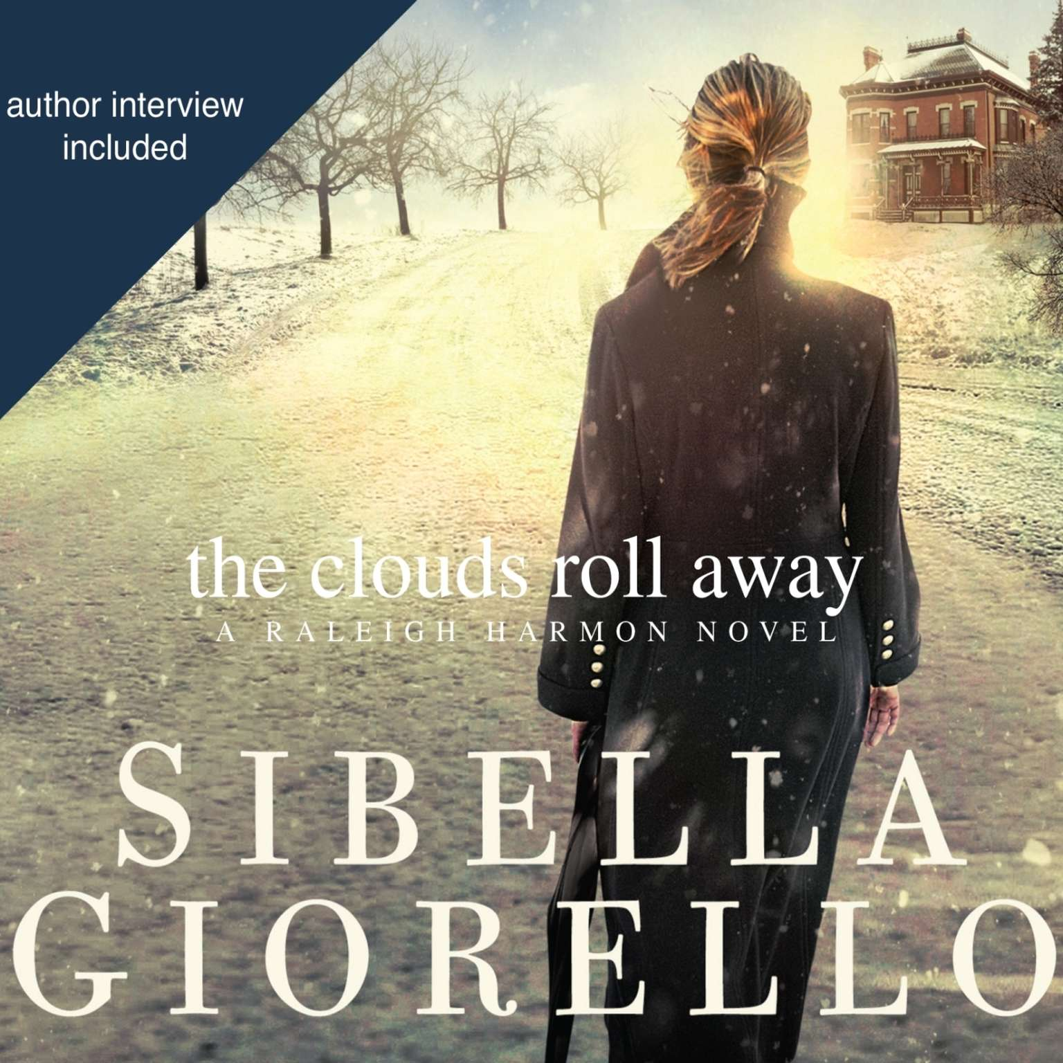 Printable The Clouds Roll Away: A Raleigh Harmon Novel Audiobook Cover Art