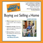 The Complete Idiots Guide To Buying and Selling a Home Audiobook, by Shelley O'Hara, Nancy D. Lewis
