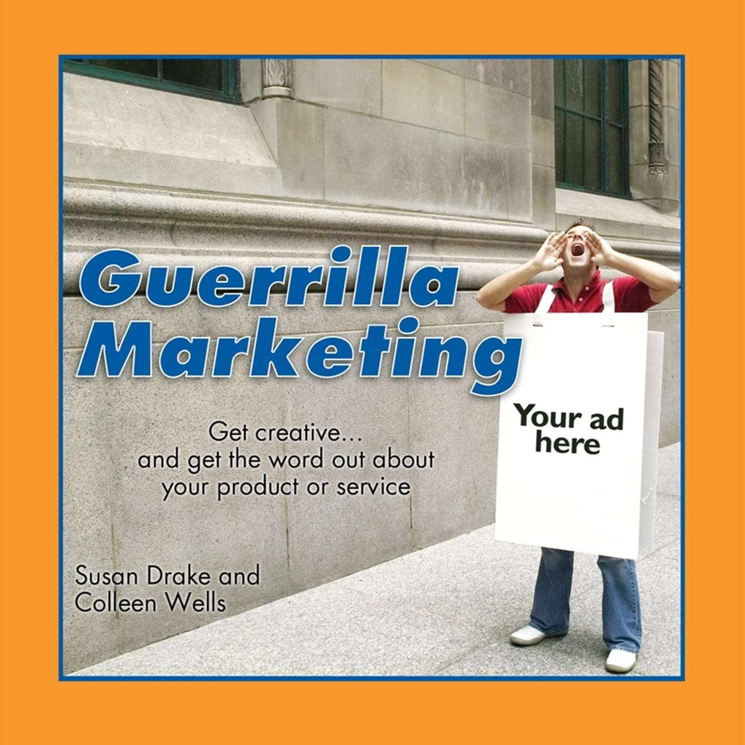 Printable The Complete Idiot's Guide to Guerrilla Marketing Audiobook Cover Art