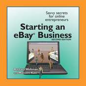 The Complete Idiot's Guide to Starting an Ebay Business, by Barbara Weltman, Malcolm Katt