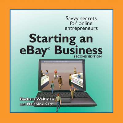 The Complete Idiot's Guide to Starting an Ebay Business Audiobook, by Barbara Weltman