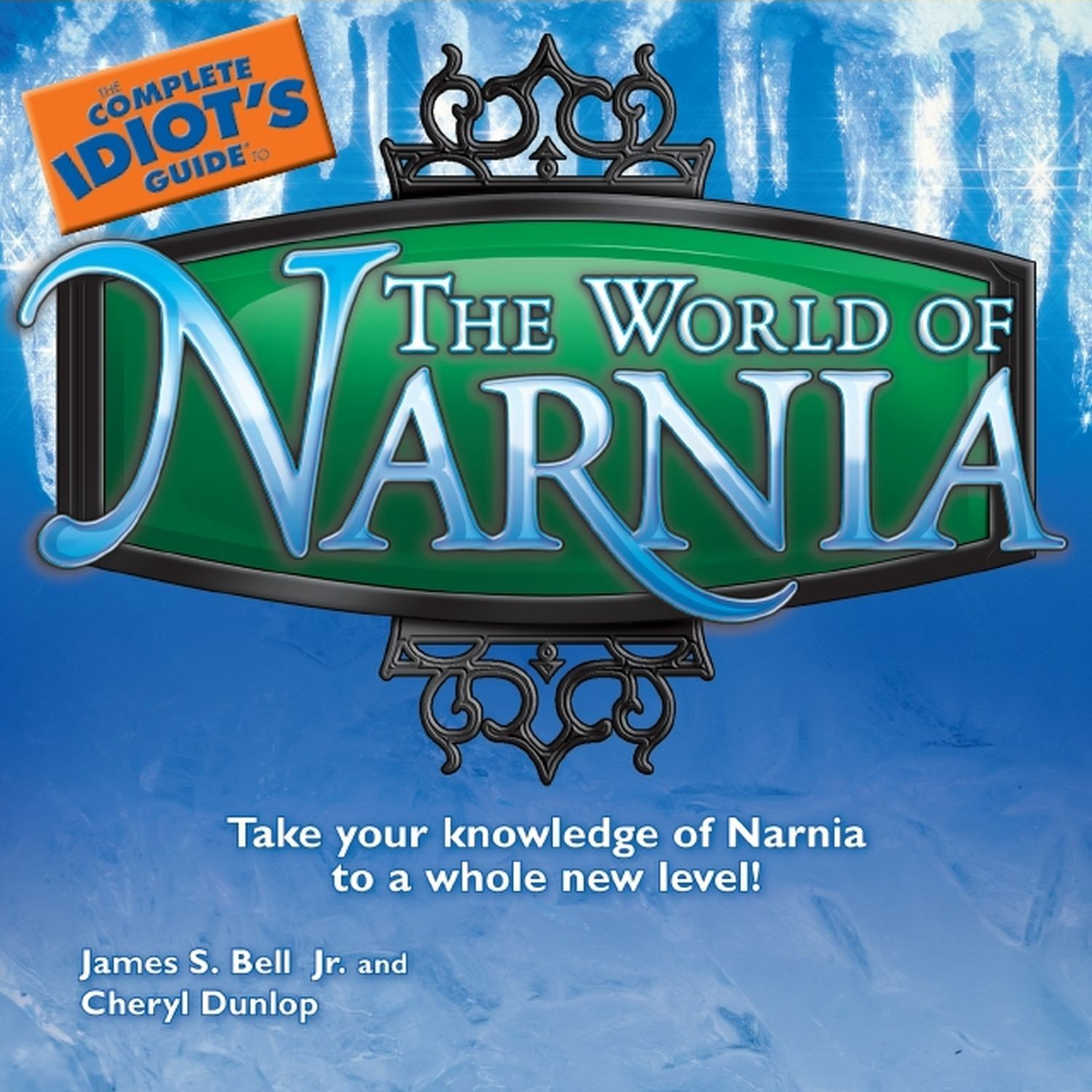 Printable The Complete Idiot's Guide to the World of Narnia Audiobook Cover Art