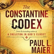 The Constantine Codex Audiobook, by Paul L. Maier