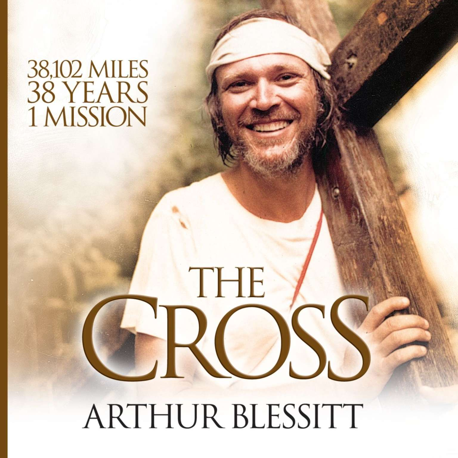 Printable The Cross Audiobook Cover Art