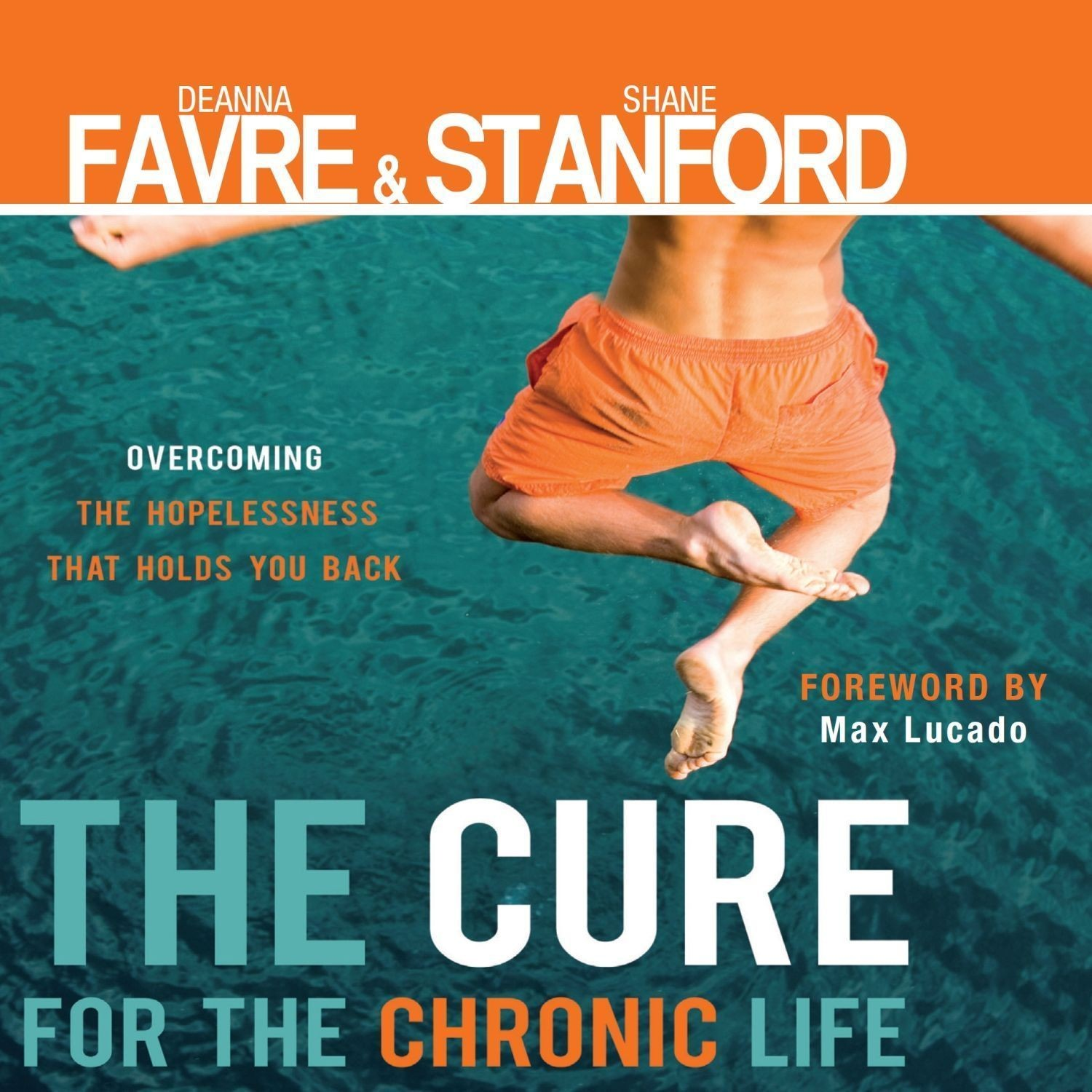Printable The Cure for the Chronic Life: Overcoming the Hopelessness That Holds You Back Audiobook Cover Art
