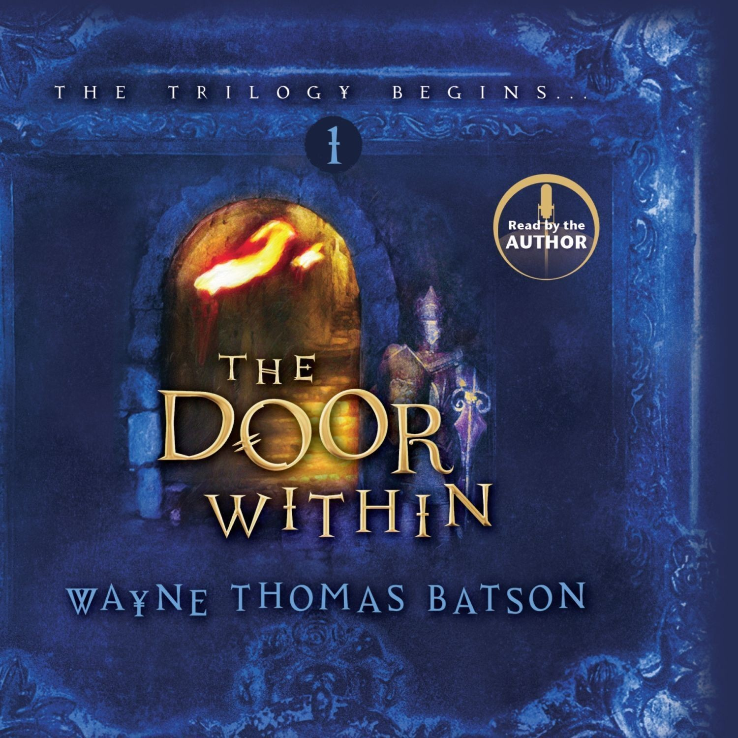 Printable The Door Within Audiobook Cover Art