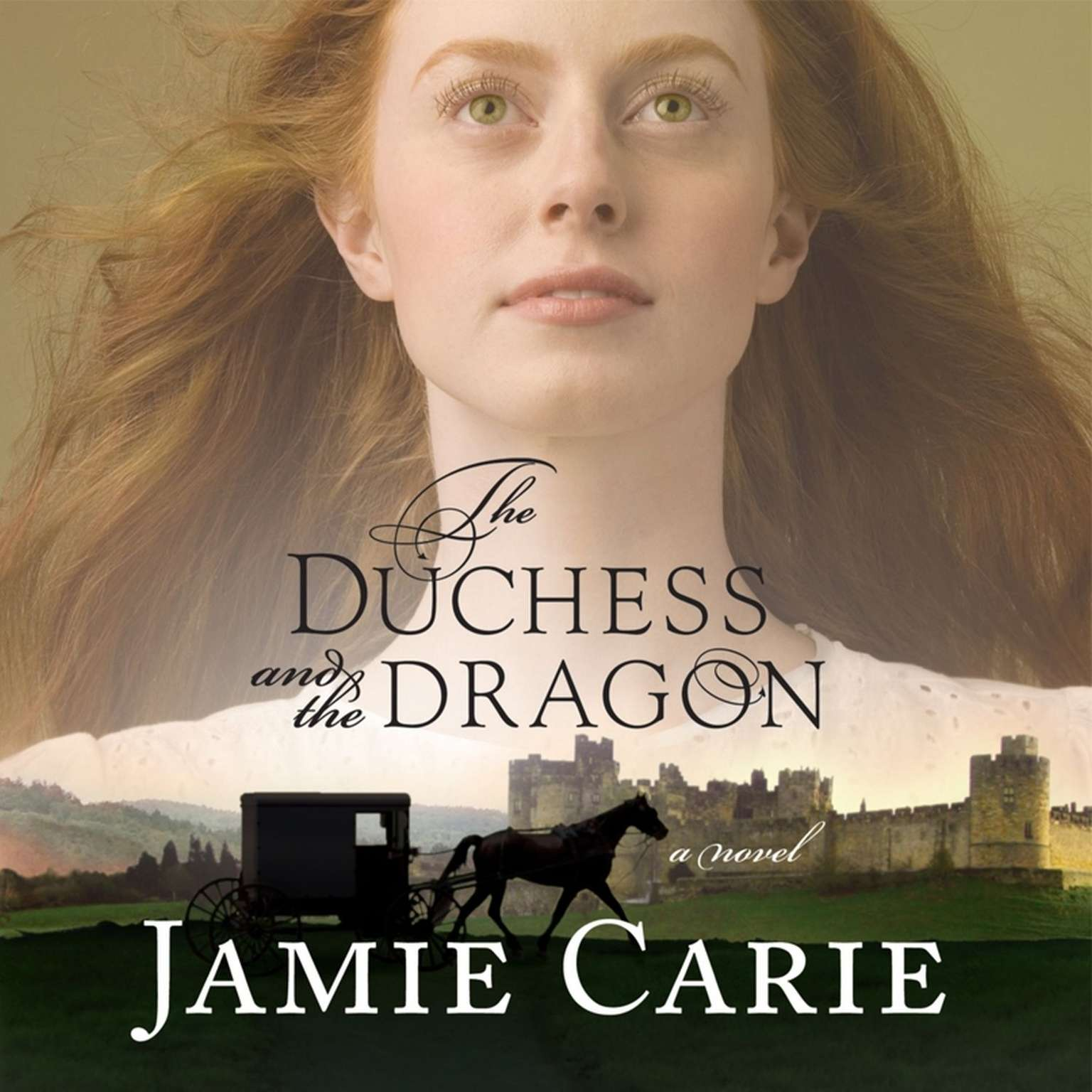 Printable The Duchess and the Dragon Audiobook Cover Art