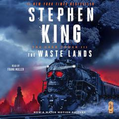 Dark Tower III: The Waste Lands Audiobook, by Stephen King
