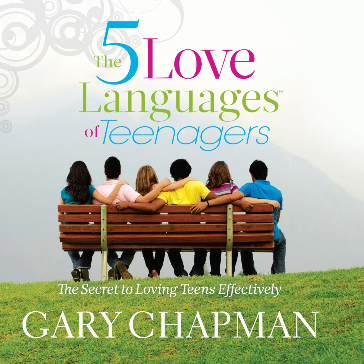 Printable The Five Love Languages of Teenagers Audiobook Cover Art