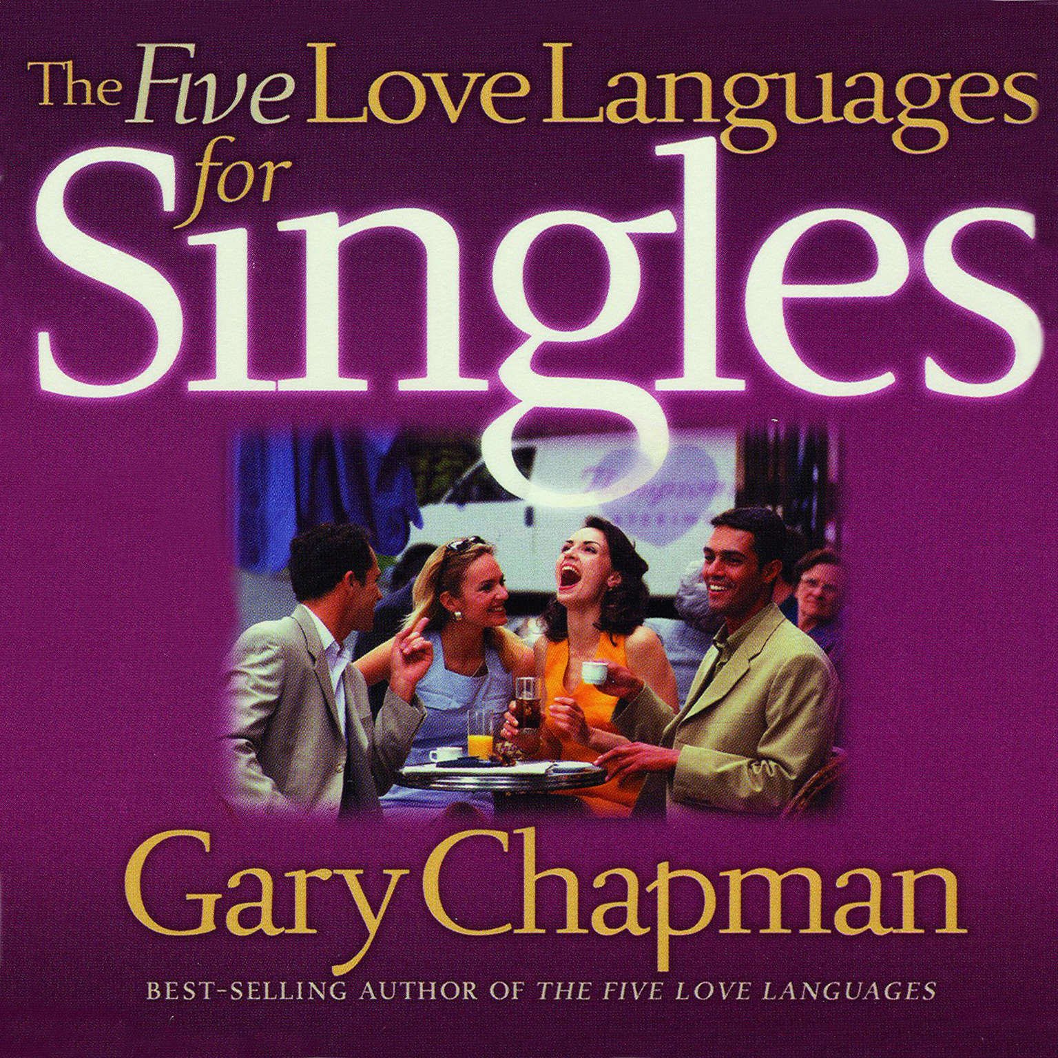 Printable The Five Love Languages, Singles Edition Audiobook Cover Art