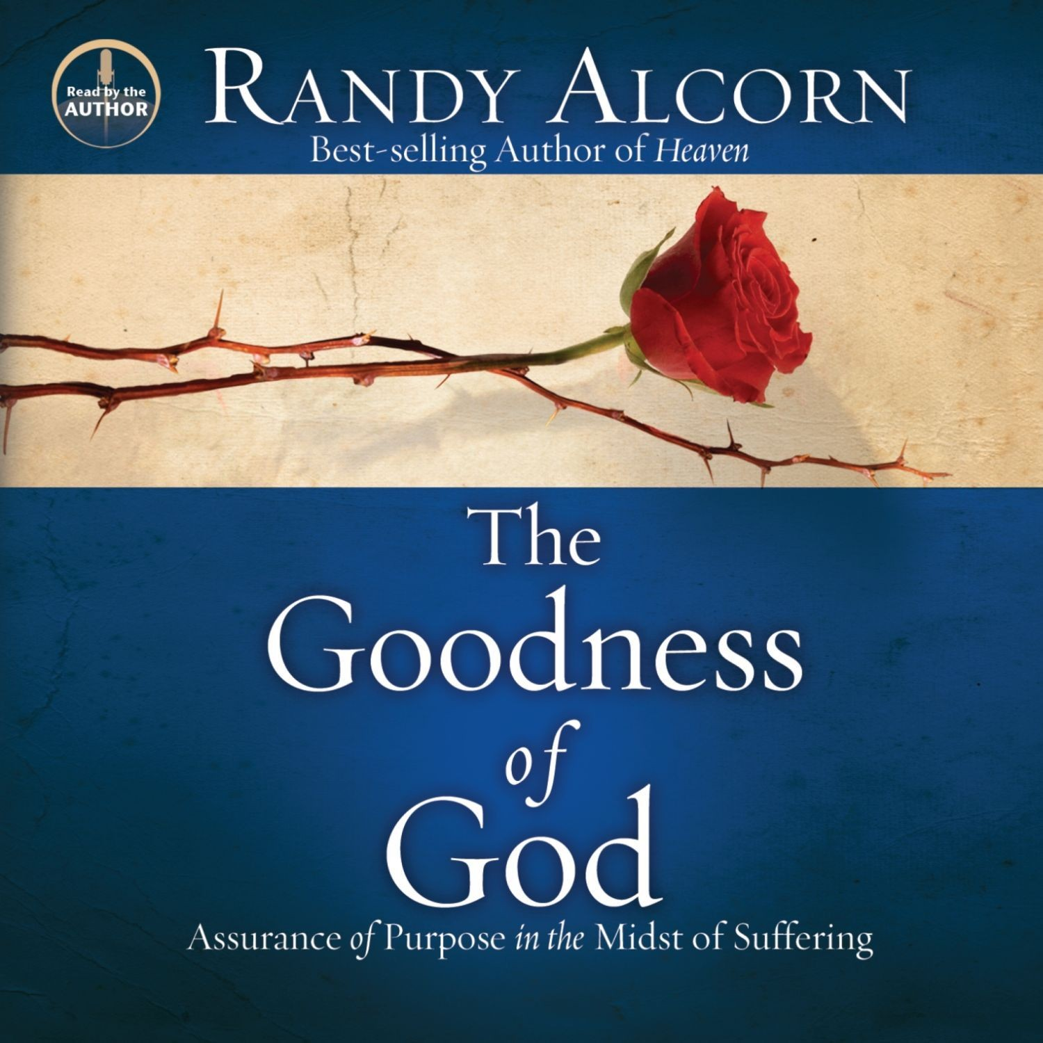 Printable The Goodness of God: Assurance of Purpose in the Midst of Suffering Audiobook Cover Art