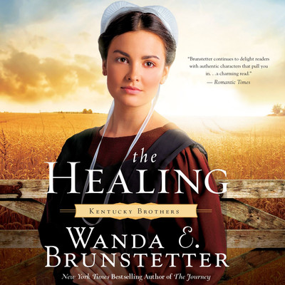 The Healing Audiobook, by Wanda E. Brunstetter