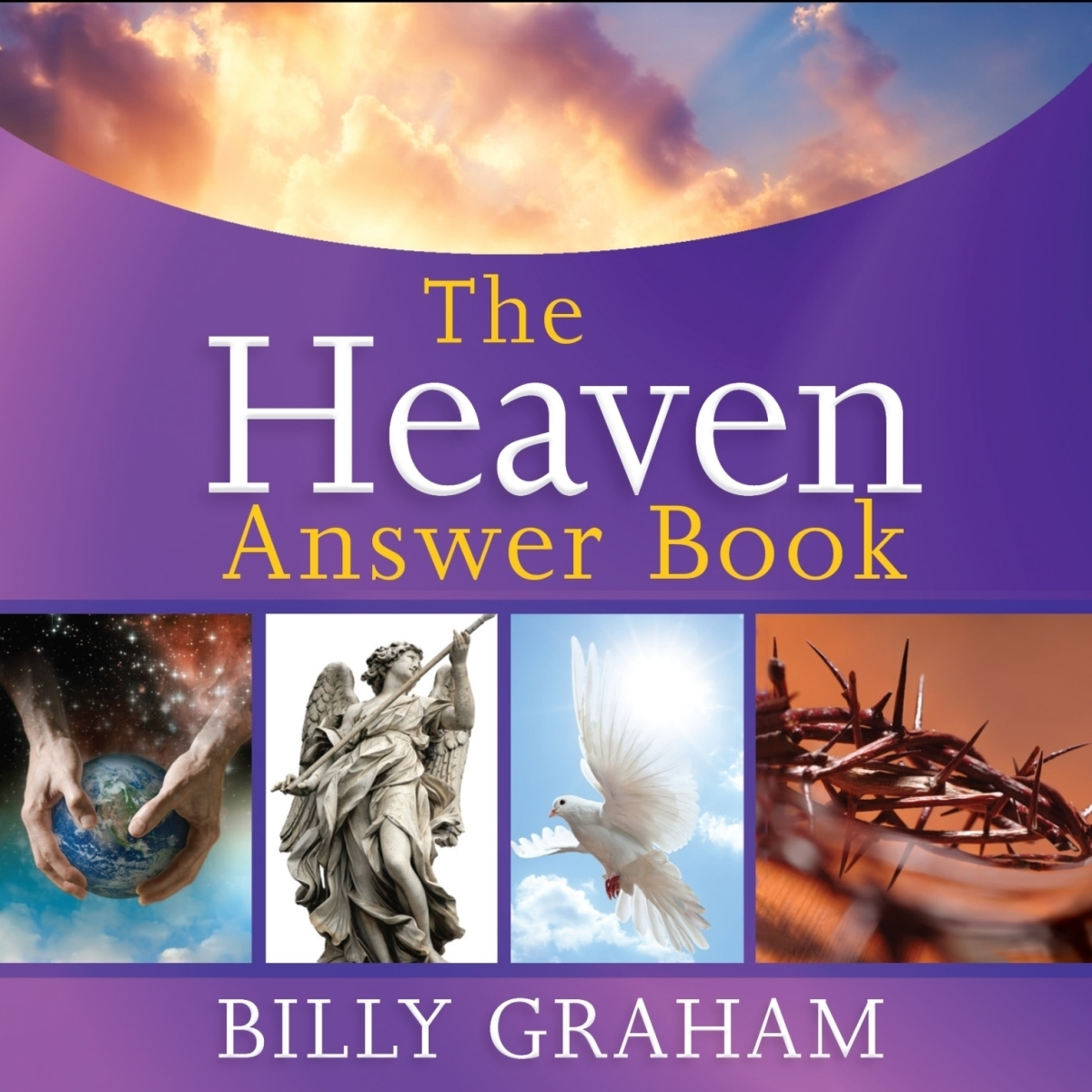 Printable The Heaven Answer Book Audiobook Cover Art
