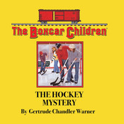 The Hockey Mystery Audiobook, by Gertrude Chandler Warner