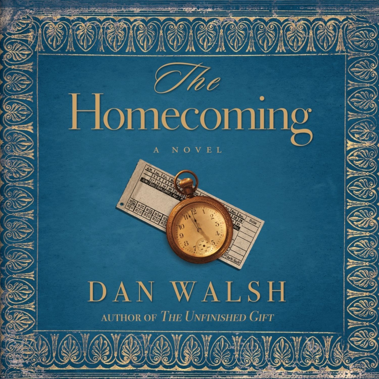Printable The Homecoming: A Novel Audiobook Cover Art