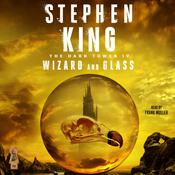 Wizard and Glass Audiobook, by Stephen King