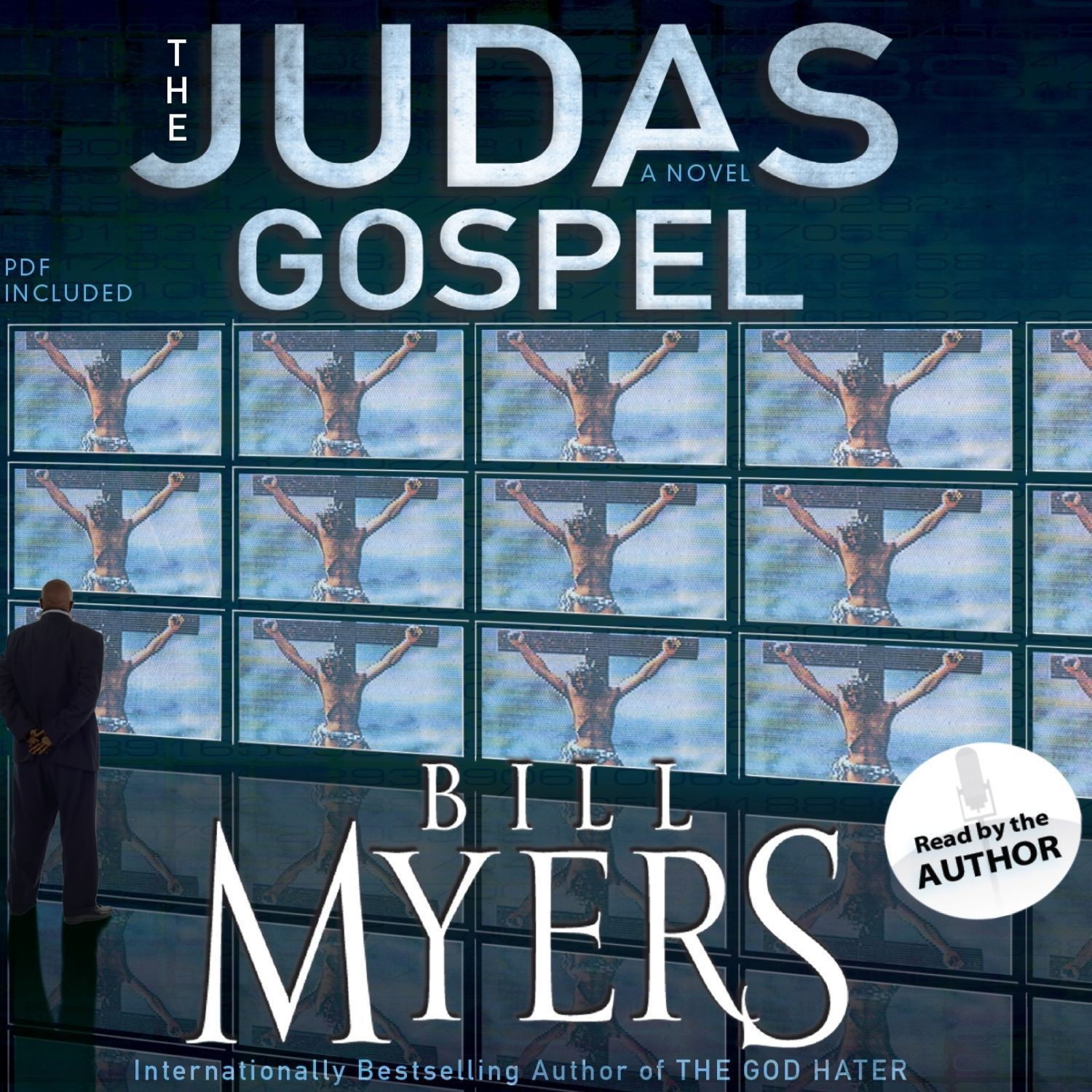 Printable The Judas Gospel: A Novel Audiobook Cover Art