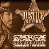 The Justice Riders Audiobook, by Chuck Norris