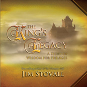 The King's Legacy: A Story of Wisdom for the Ages Audiobook, by Jim Stovall