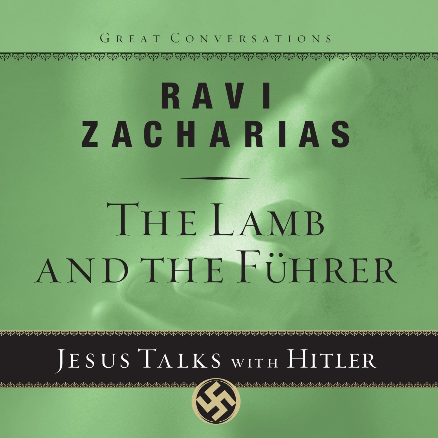Printable The Lamb and the Führer: Jesus Talks with Hitler Audiobook Cover Art