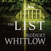The List Audiobook, by Robert Whitlow