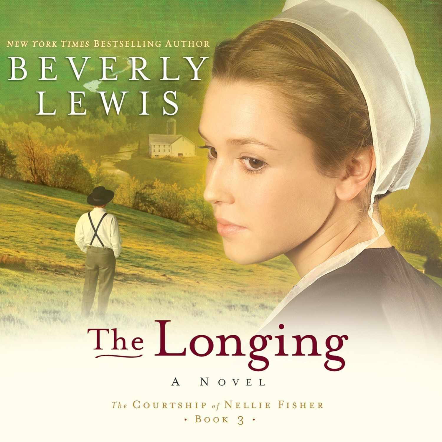 Printable The Longing Audiobook Cover Art