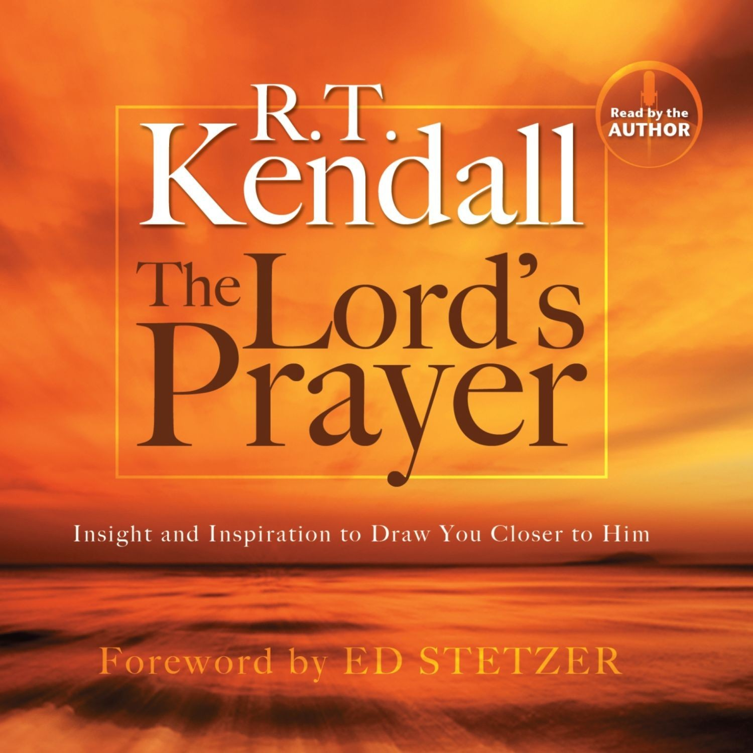 Printable The Lord's Prayer: Insight and Inspiration to Draw You Closer to Him Audiobook Cover Art