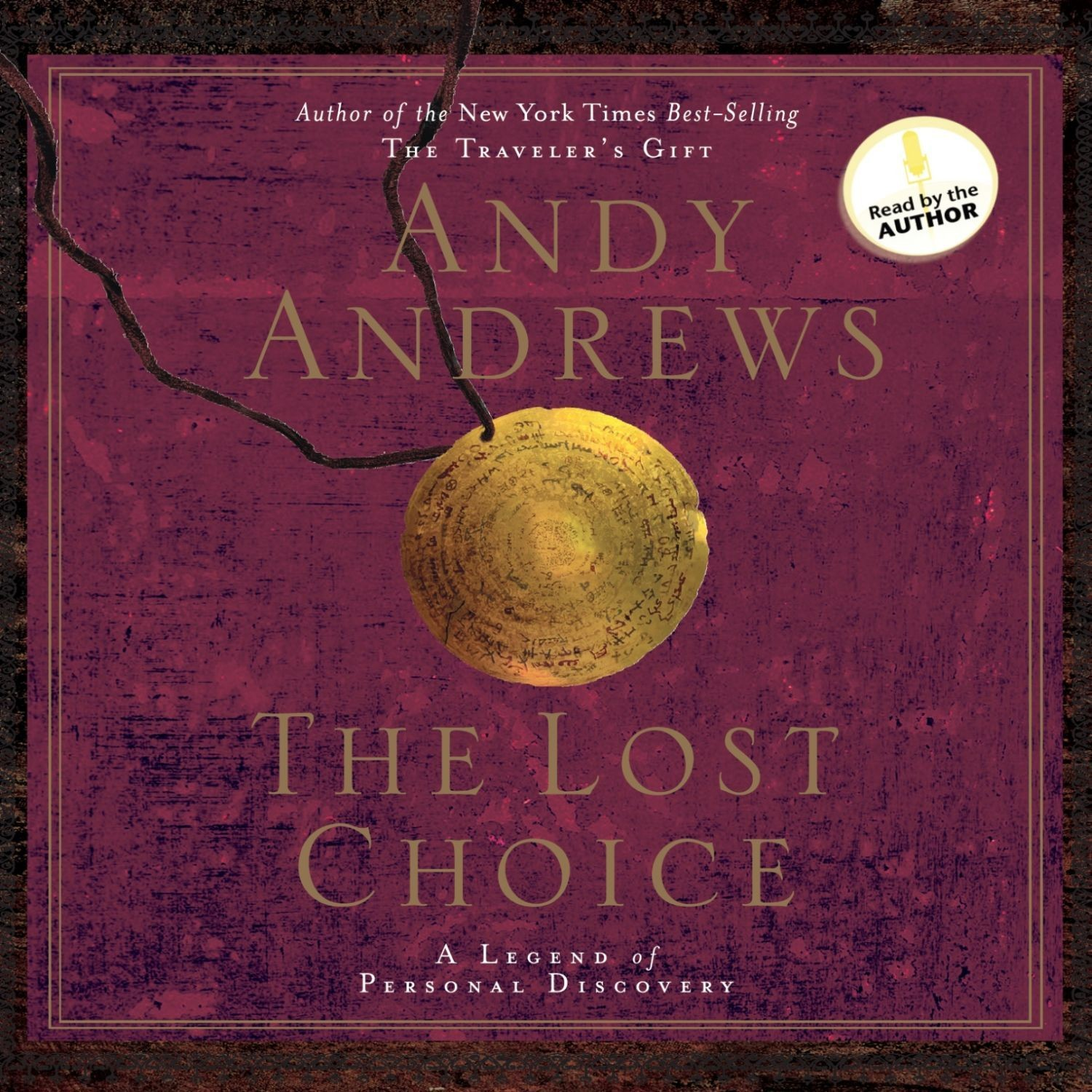 Printable The Lost Choice: A Legend of Personal Discovery Audiobook Cover Art