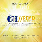The Message Remix Bible: Complete Bible, by Eugene H. Peterson
