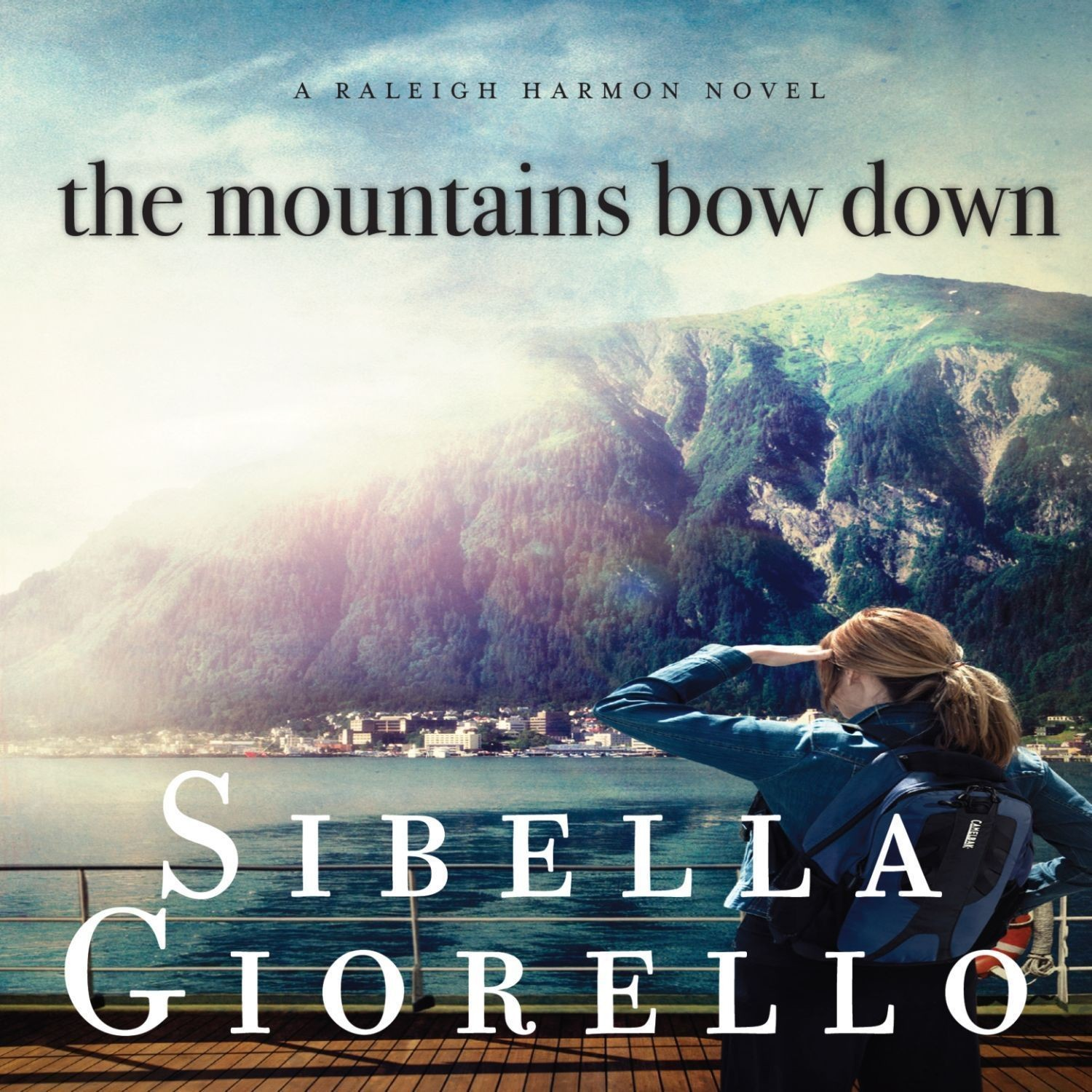 Printable The Mountains Bow Down Audiobook Cover Art