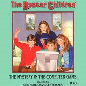 The Mystery in the Computer Game, by Gertrude Chandler Warner