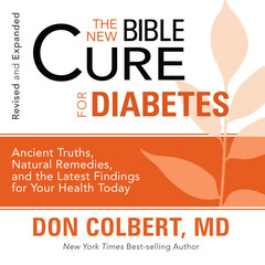The New Bible Cure for Diabetes Audiobook, by Don Colbert