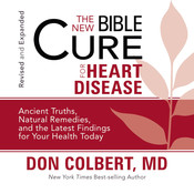 The New Bible Cure for Heart Disease Audiobook, by Don Colbert