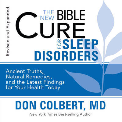 The New Bible Cure for Sleep Disorders Audiobook, by Don Colbert