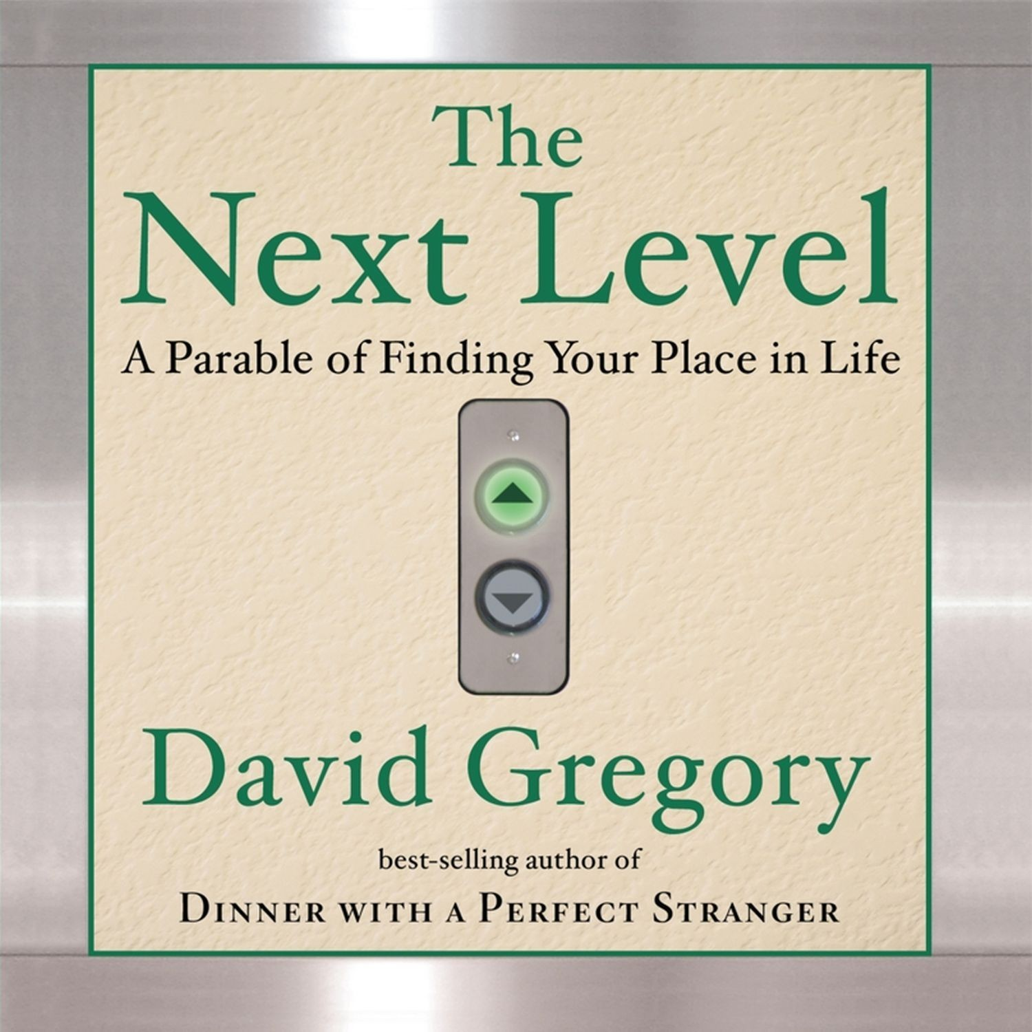 Printable The Next Level: Finding Your Place in Life Audiobook Cover Art