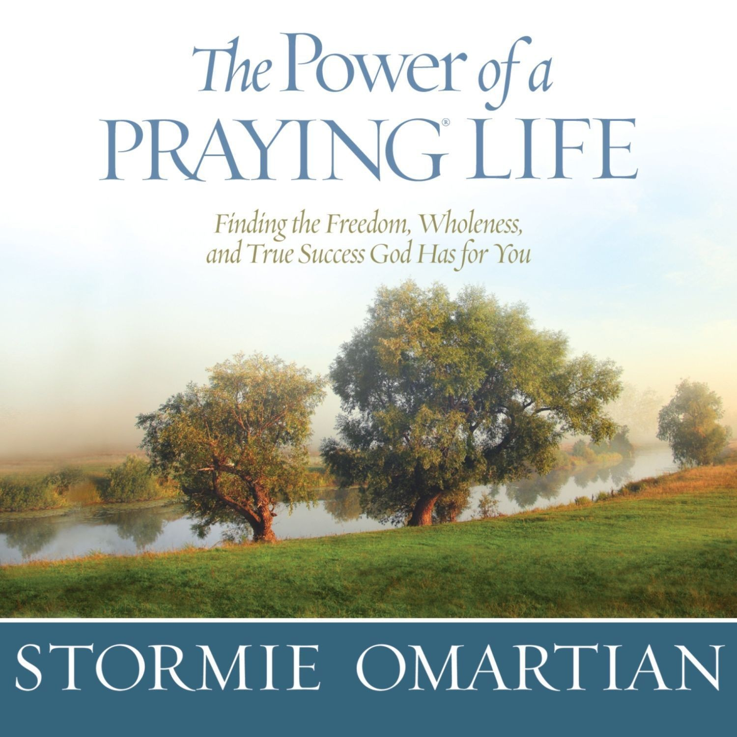Printable The Power of a Praying Life: Finding the Freedom, Wholeness, and True Success God Has for You Audiobook Cover Art