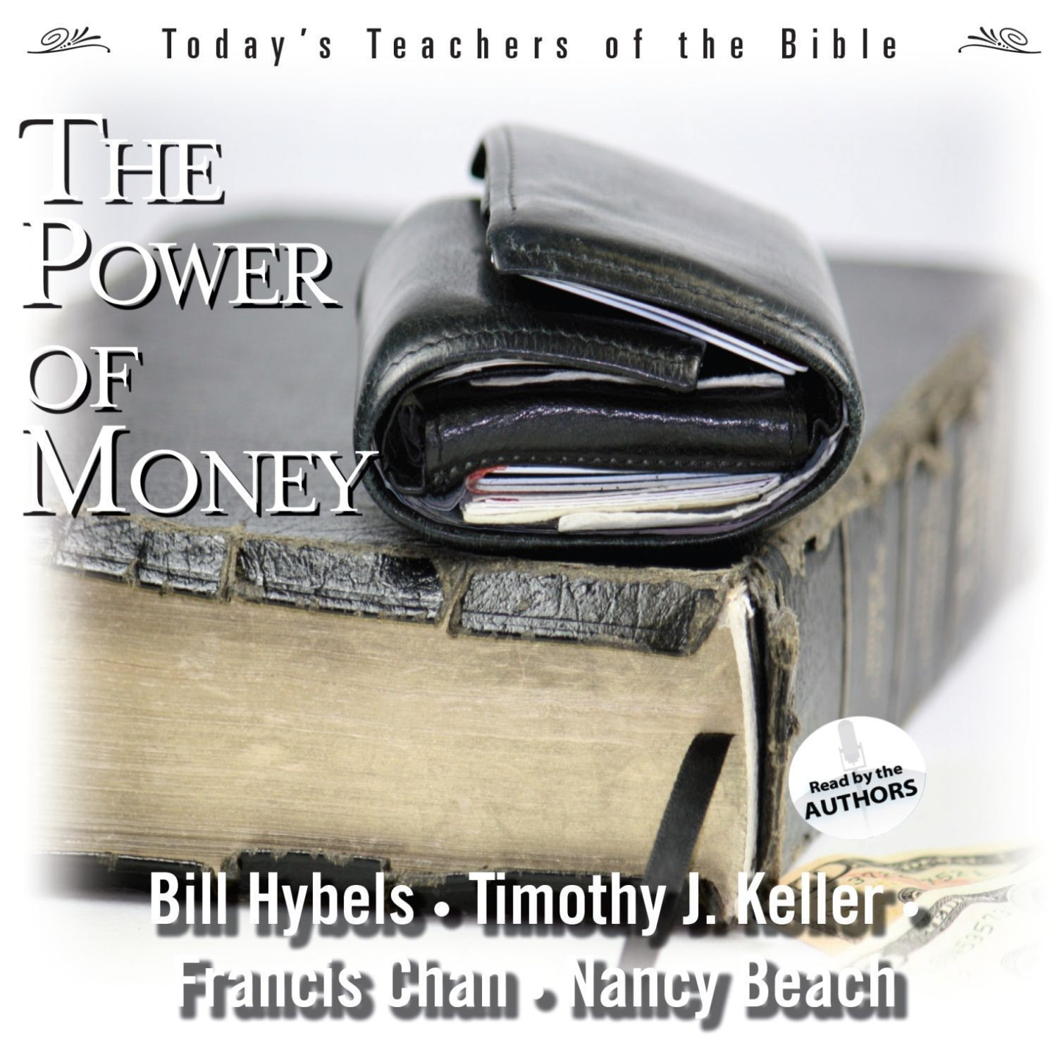 Printable The Power of Money Audiobook Cover Art