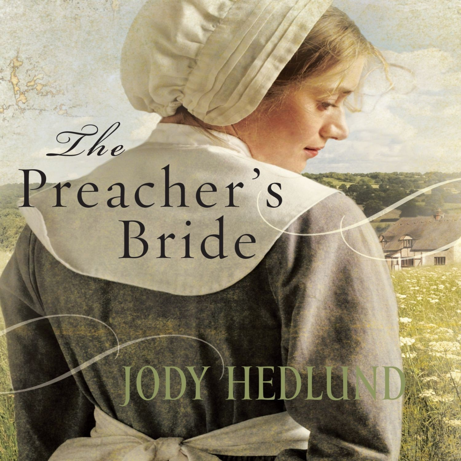 Printable The Preacher's Bride Audiobook Cover Art