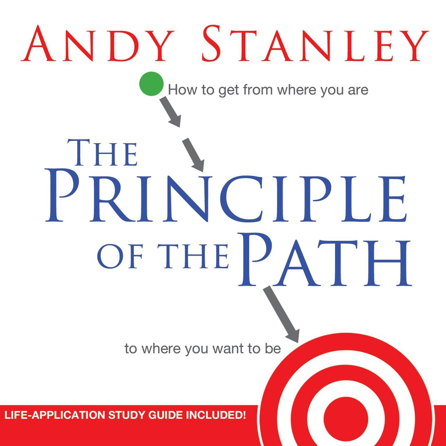 Printable The Principle of the Path: How To Get from Where You Are to Where You Want to Be Audiobook Cover Art