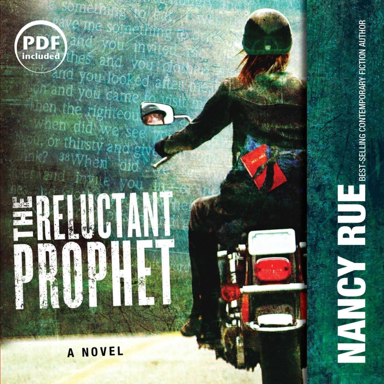 Printable The Reluctant Prophet: A Novel Audiobook Cover Art