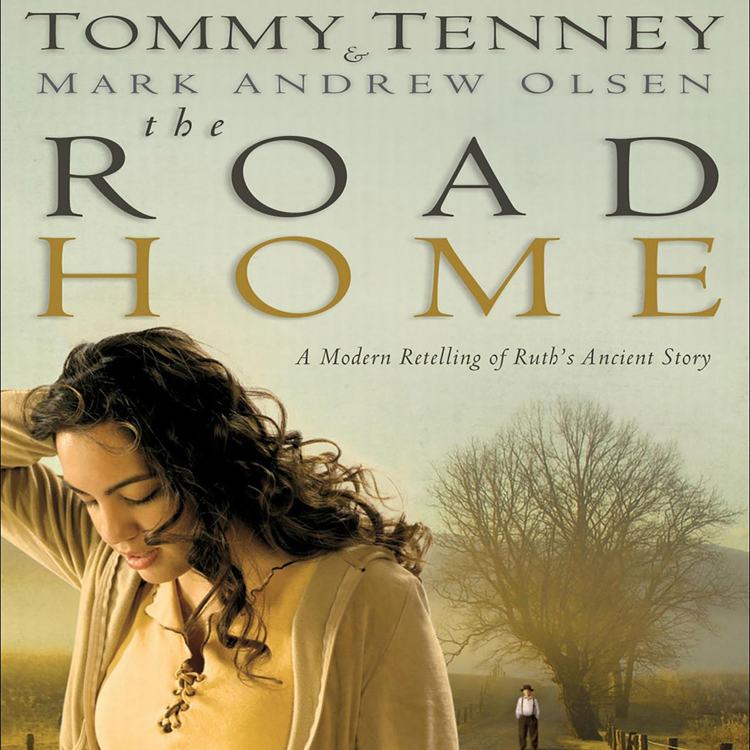 Printable The Road Home Audiobook Cover Art