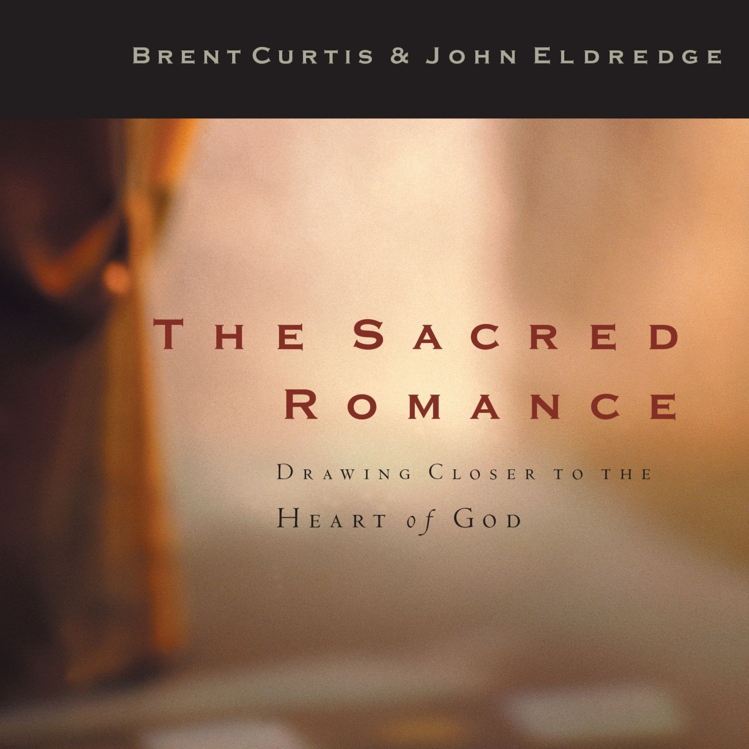 Printable The Sacred Romance: Drawing Closer to the Heart of God Audiobook Cover Art