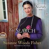 The Search: A Novel Audiobook, by Suzanne Woods Fisher