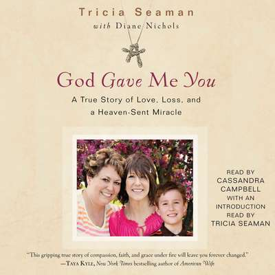 God Gave Me You Audiobook, by Tricia Seaman