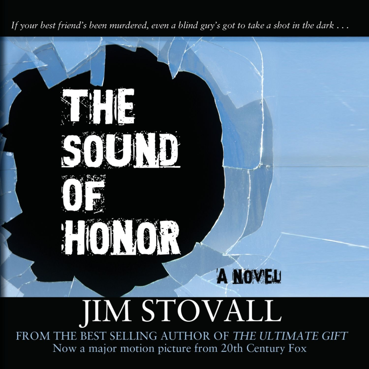 Printable The Sound of Honor Audiobook Cover Art