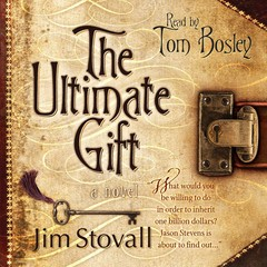 The Ultimate Gift Audiobook, by Jim Stovall