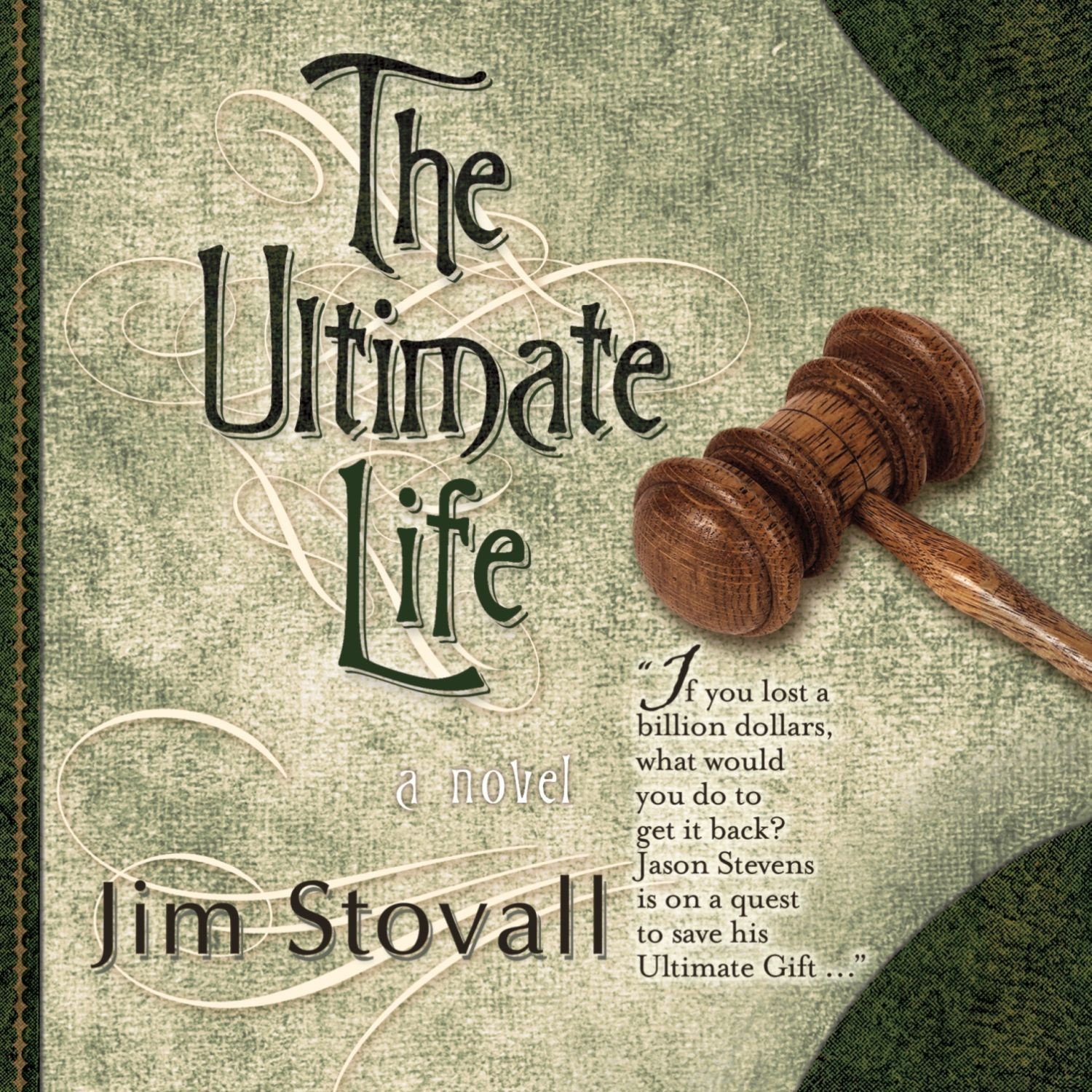 Printable The Ultimate Life Audiobook Cover Art