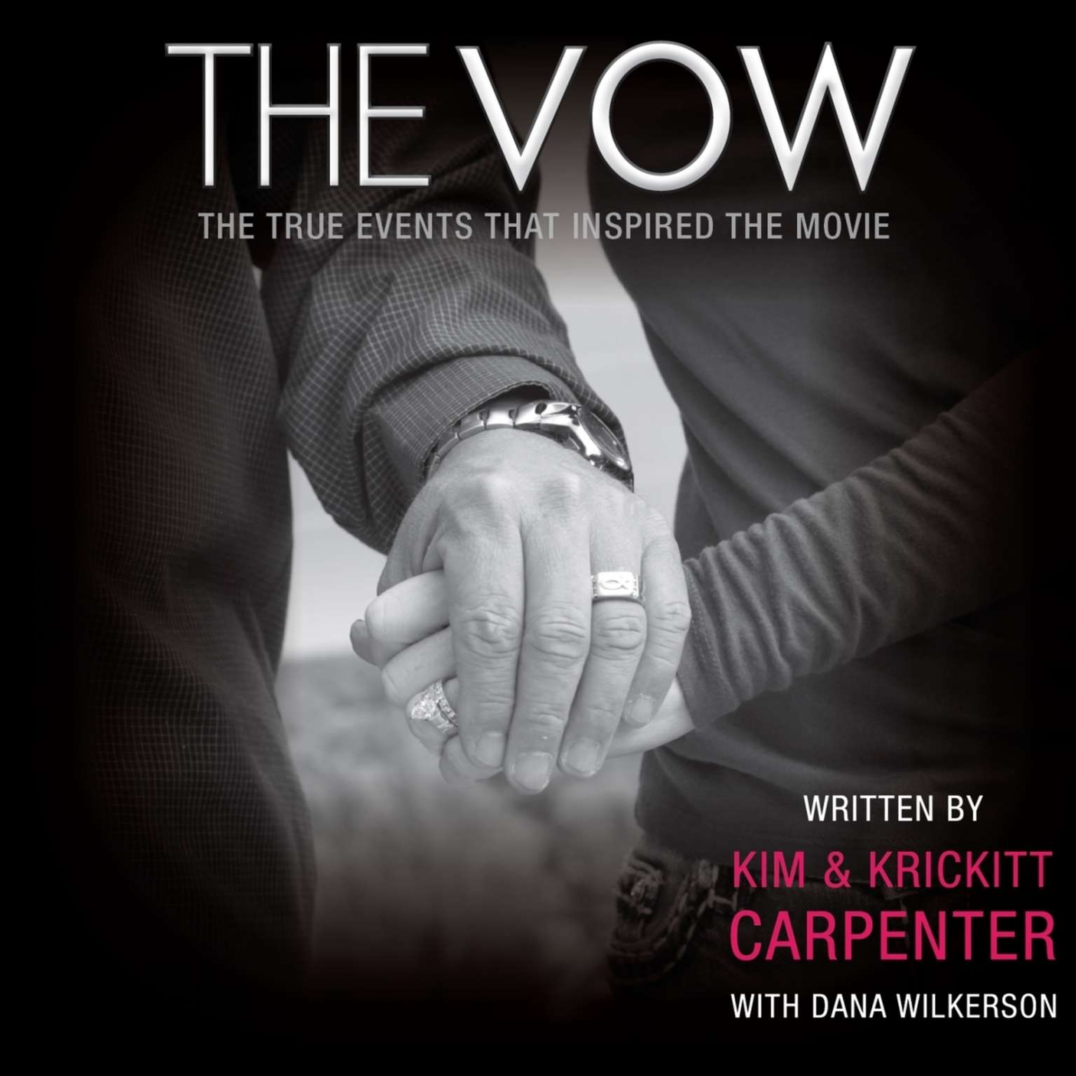 Printable The Vow: The True Events that Inspired the Movie Audiobook Cover Art