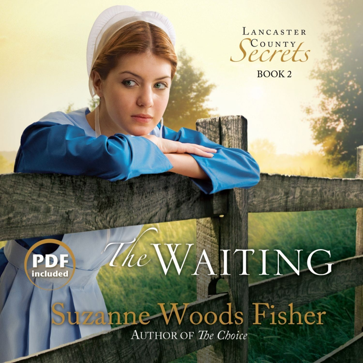 Printable The Waiting: A Novel Audiobook Cover Art